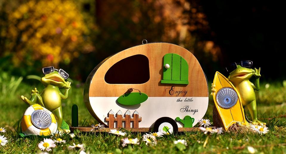 Malý mobilní domek