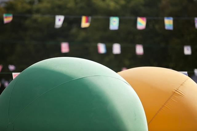 velké balony
