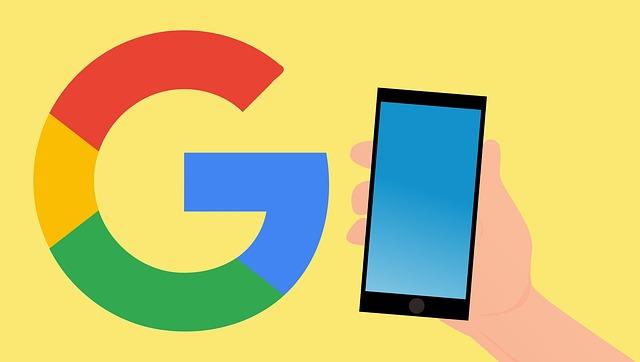 písmeno G a mobil