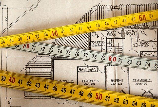 měření rozměrů